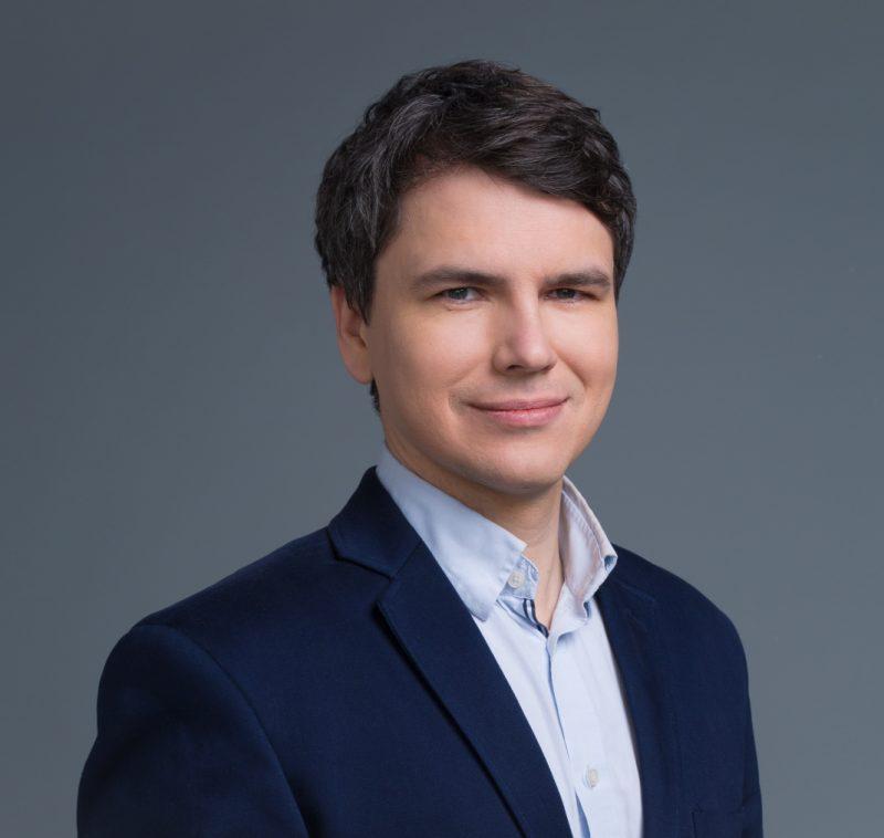 Dr Miłosz Brakoniecki