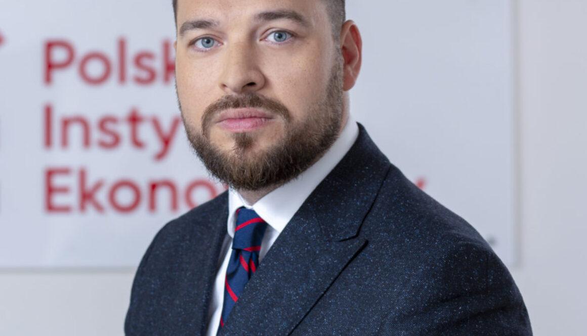 17.01.2019 Warszawa, n/z Piotr Arak Polski Instytut Emerytalnyfot. enewsroom
