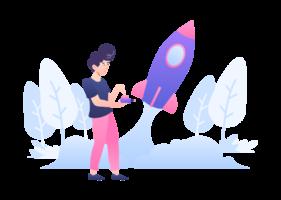 illustration-rocket-startup